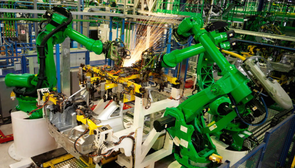 Manufacturing PR and what happens at a factory