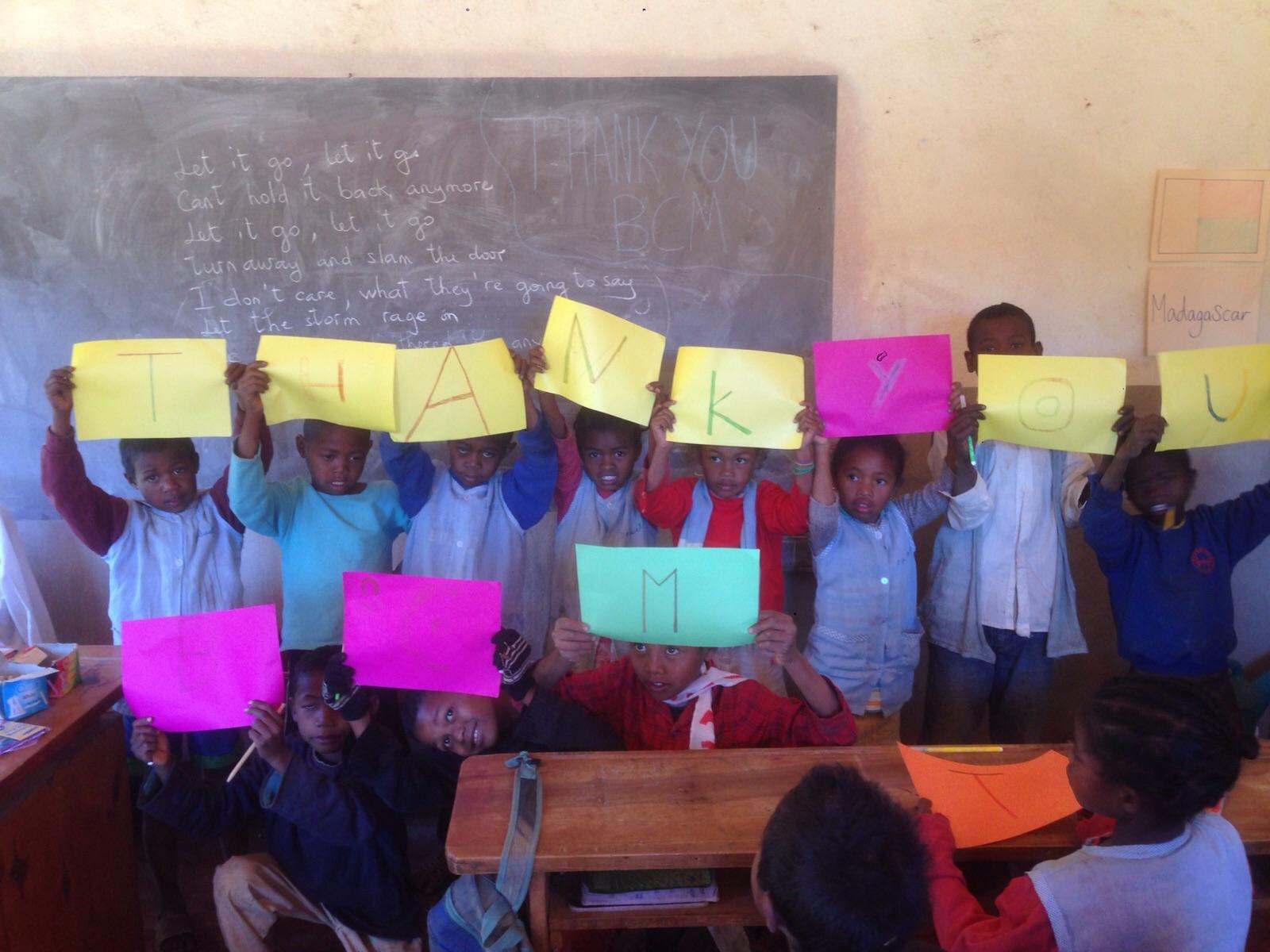 BCM PR Sponsors Access Madagascar Initiative
