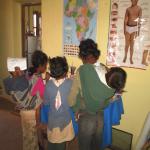 Access Madagascar Initiative children at school